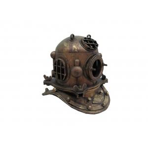 Casque sous-marin