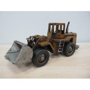 Tracteur de chantier