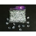 Galet plastique cristal (250g)